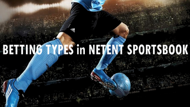 netent casinos book presents sports betting types